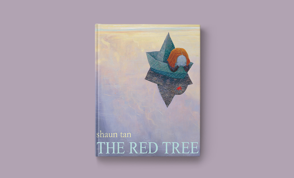 the red tree picture book The picture book the red tree by shaun tan uses very effective visual and  language techniques to convey the main themes and ideas of the.